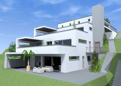 Überbauung Eigentumswohnungen Falläsch in Mauensee